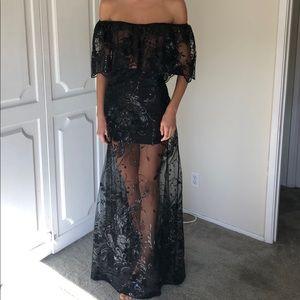 Dresses & Skirts - Sequins long dress
